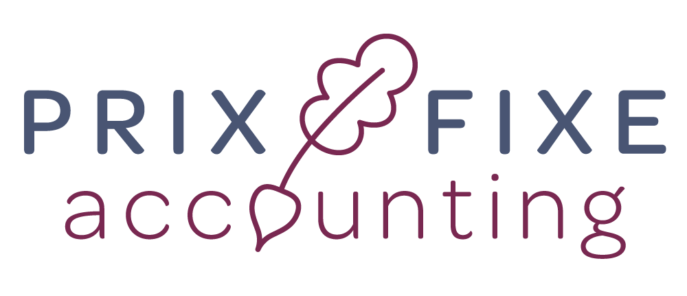 Prix Fixe Accounting