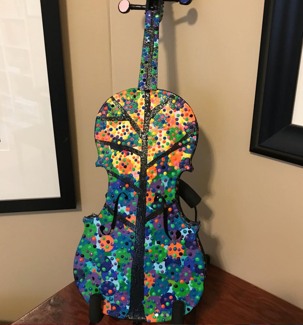 The Enchanted Violin