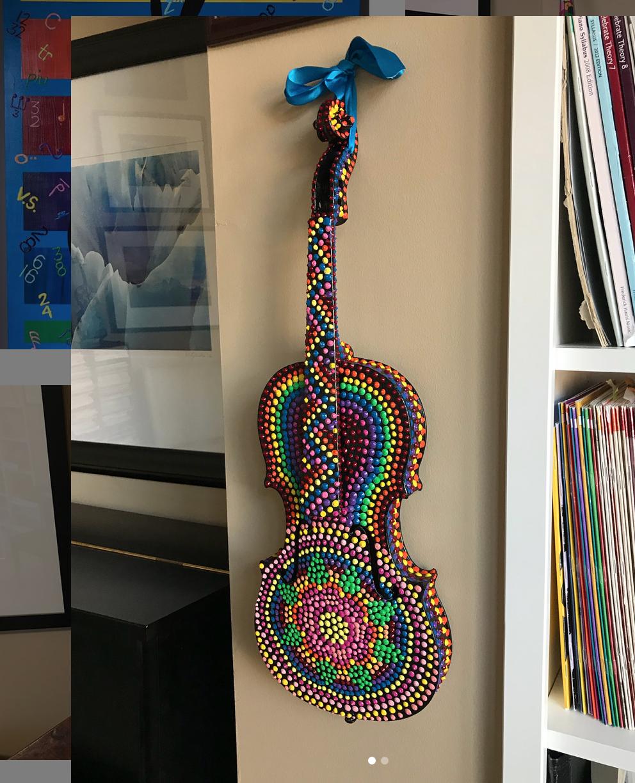 The Happy Violin