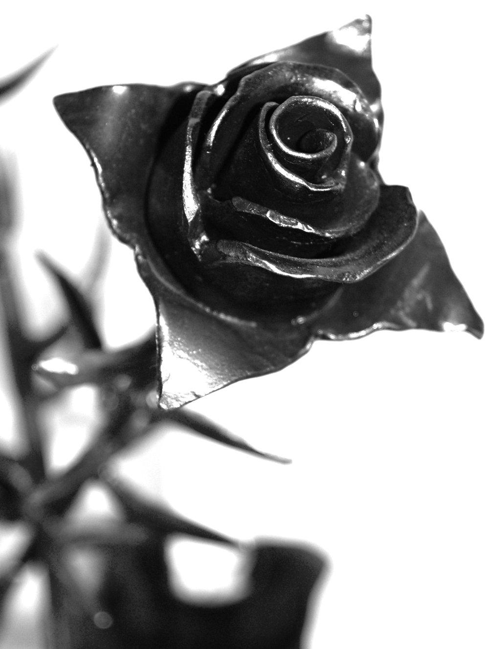 ROSE - component of candelabra