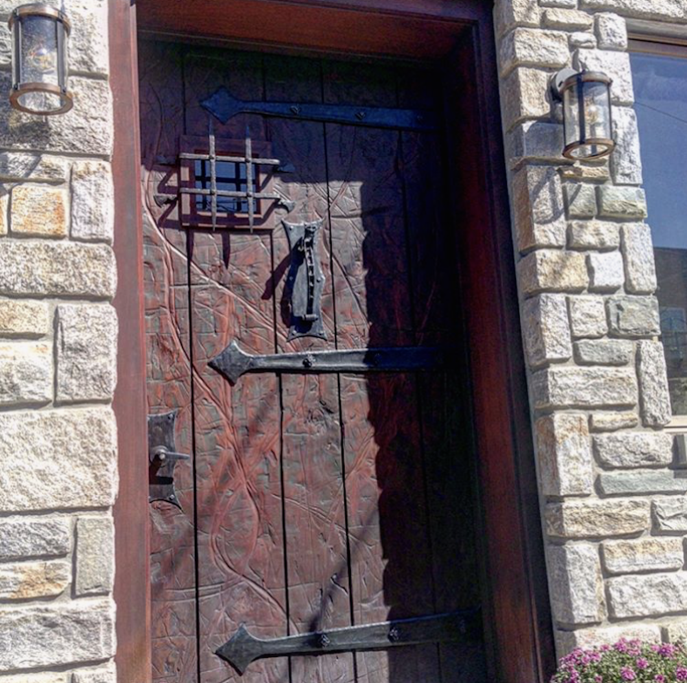 FORGED DOOR HARDWARE - 128 McKean St. Philadelphia PA