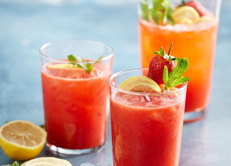 Strawberry Lemonade -