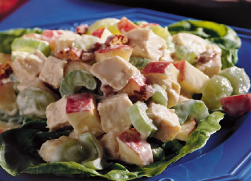 Chicken Waldorf Salad -