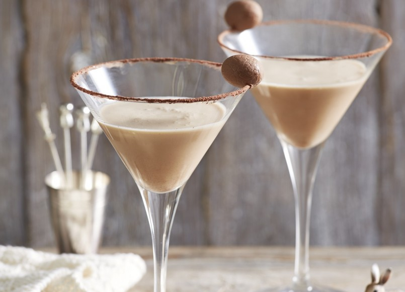 Butterscotch Choc Easter-tini -