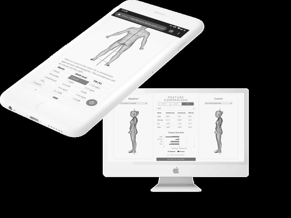 Du siehst in 3D wie sich dein Körper verändert - MESSBAR ERFOLGREICHNach 6 Wochen erfolgt dein zweiter 3D Body-Scan. Du erhälst eine detaillierte Analyse, wie sich das AURUM Training auf deinen Körper ausgewirkt hat. Im Durchschnitt beobachten wir 50% mehr Kraft und deutliche Veränderungen von Muskelmasse und Körperfettanteil. Zudem kannst du jederzeit analysieren, wie du dich im Vergleich zu deiner Altersgruppe schlägst.QUANTIFIZIERTDaten lügen nicht. Die Messwerte aus dem 3D-Scan mit detaillierten Infos zu Körpermassen, Muskelmasse, Fettanteil, Haltung, Balance und vieles mehr, zeigen dir dass du auf dem richtigen Weg bist.