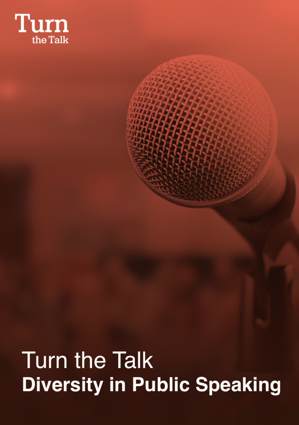 Diversity in Public Speaking Report