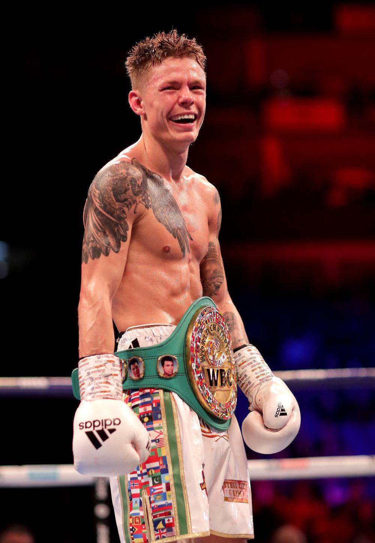 Charlie Edwards - WBC Flyweight World Champion