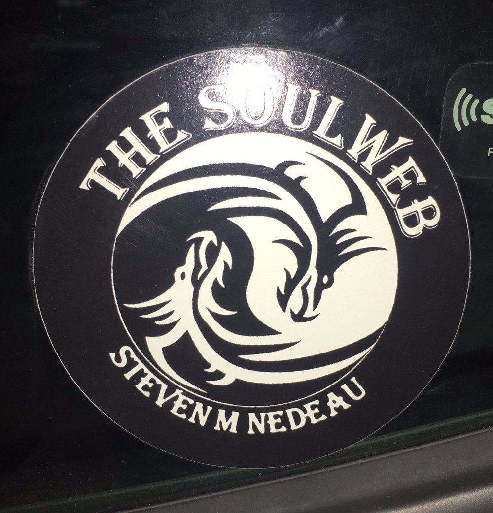 Soulweb Stickers -