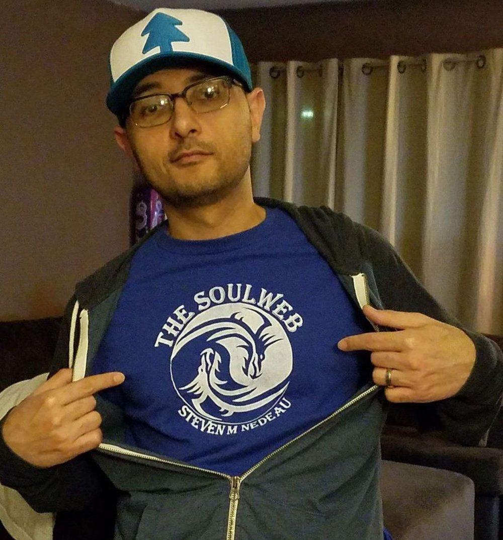 The Soulweb Dragon t-shirts -