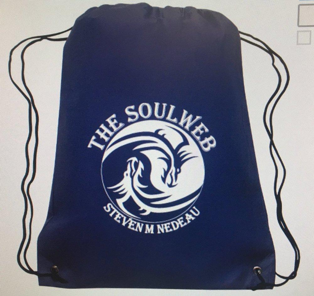 The Soulweb Dragon Cinch Bags -