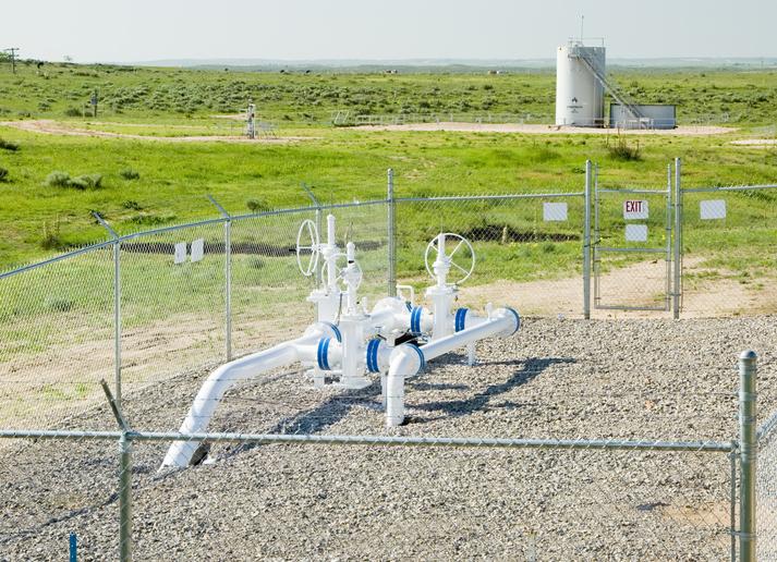Energy Upstream & Midstream