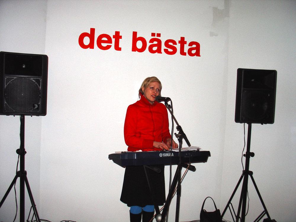 Galleri Box 2003, Sweden