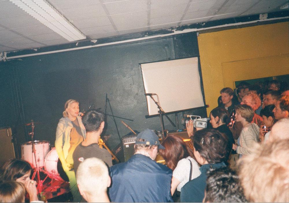 Bureu Friedrich, Berlin 1999