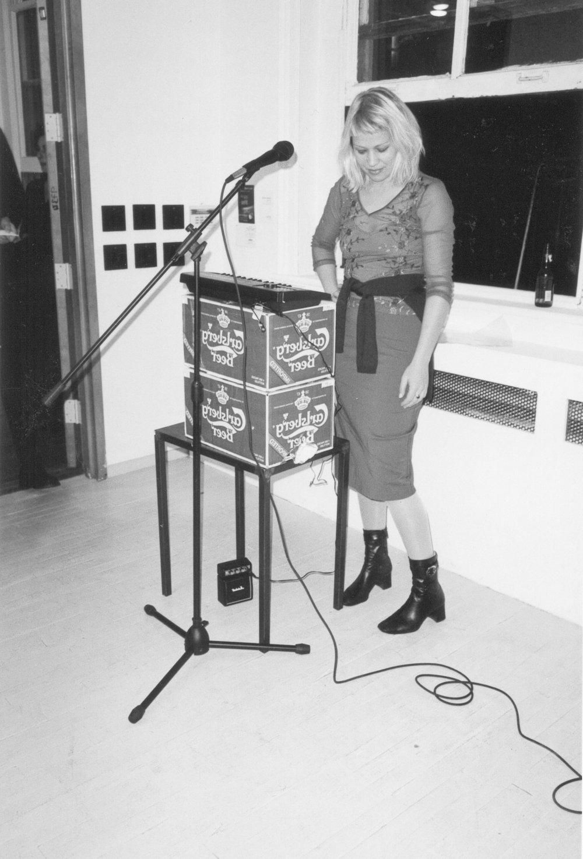 Casey Kaplan gallery New York 1998