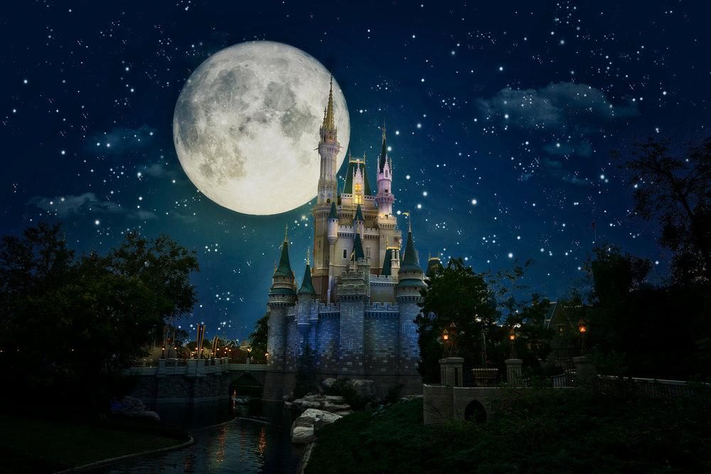 After Cinderella Castle