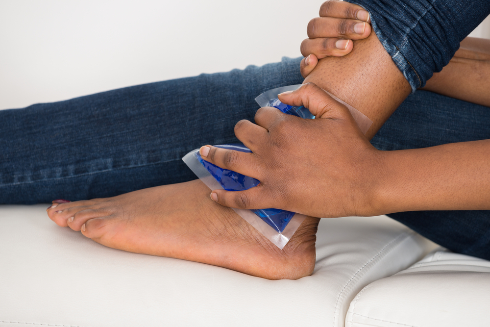 chronic sprain ankle treatment, foot and ankle specialist westminster ca