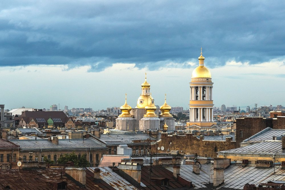 a day inSaint Petersbourg - Travel