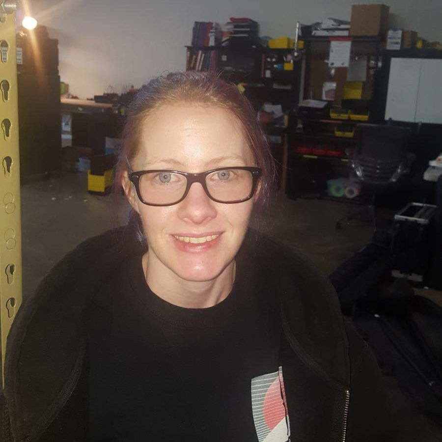 Ferne Guess - Inventory Control ManagerFerne has been apart of Soundtronics Wireless for five years, she oversees inventory, delivers and receives delivery'sferne@soundtronics.com