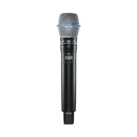Shure - We carry a large inventory of top of the line professional Shure microphones.Our inventory includes (but isn't limited to) UHF-R, ULXD, Axient Analog, and Axient Digital.All our techs are incredibly knowledgeable on each one of these Shure series, and are happy to answer any questions you may have about which mic is right for your show!