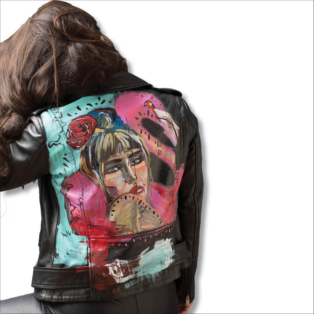 LEATHER JACKETS - SEE MORE