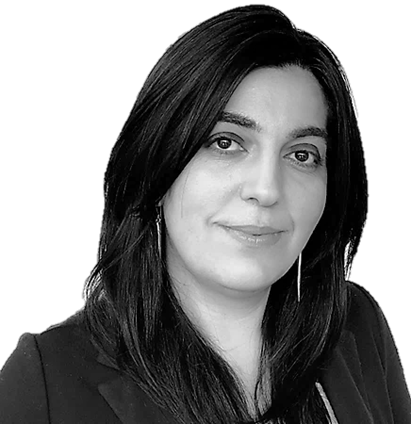 ANUSH GRIGORIAN  Office Manager