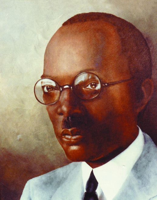 """Charles Henry Chapman - 1870-1934Chapman entered higher education and eventually became Professor of Agriculture at what is now Florida A&M University. A university funeral was held with considerable fraternity participation when he became the first Jewel to enter Omega Chapter in 1934.Described as """"a brother beloved in the bonds,"""" Chapman was a founder of FAMU's Beta Nu Chapter. During the organization stages of Alpha Chapter, he was the first chairman of the Committees on Initiation and Organization."""