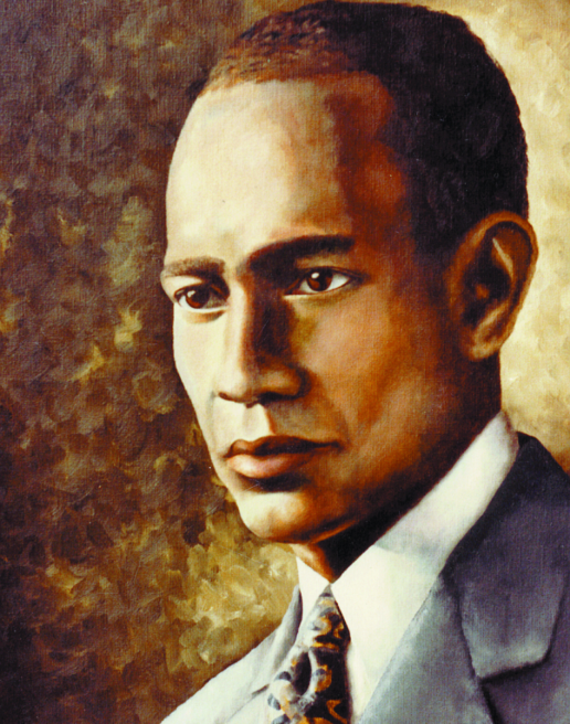 Robert Harold Ogle - 1886-1936Ogle entered the career secretarial field and had the unique privilege of serving as a professional staff member to the United States Senate Committee on Appropriations.He was an African-American pioneer in his Capitol Hill position. He proposed the fraternity's colors and was Alpha Chapter's first secretary.Ogle joined Kelley in working out the first ritual and later became a charter member of Washington's Mu Lambda Chapter.