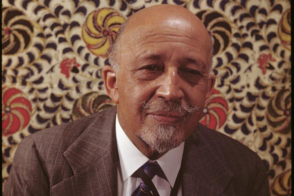 W.E.B. Du Bois - civil rights activist
