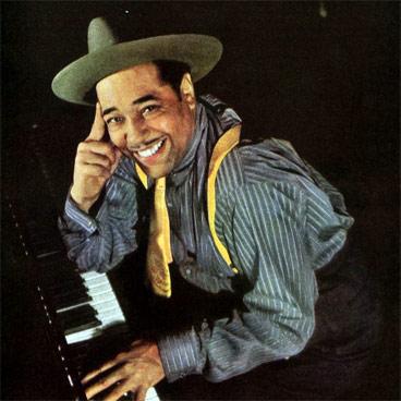 Duke Ellington - jazz pianist, composer