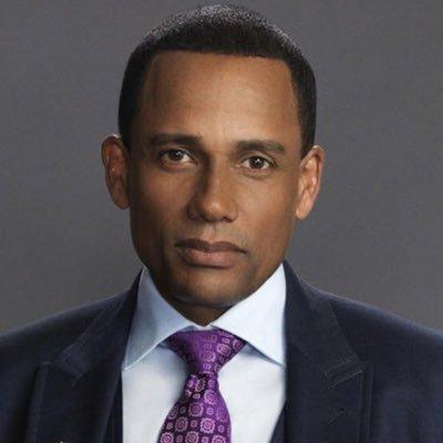 Hill Harper - actor, author