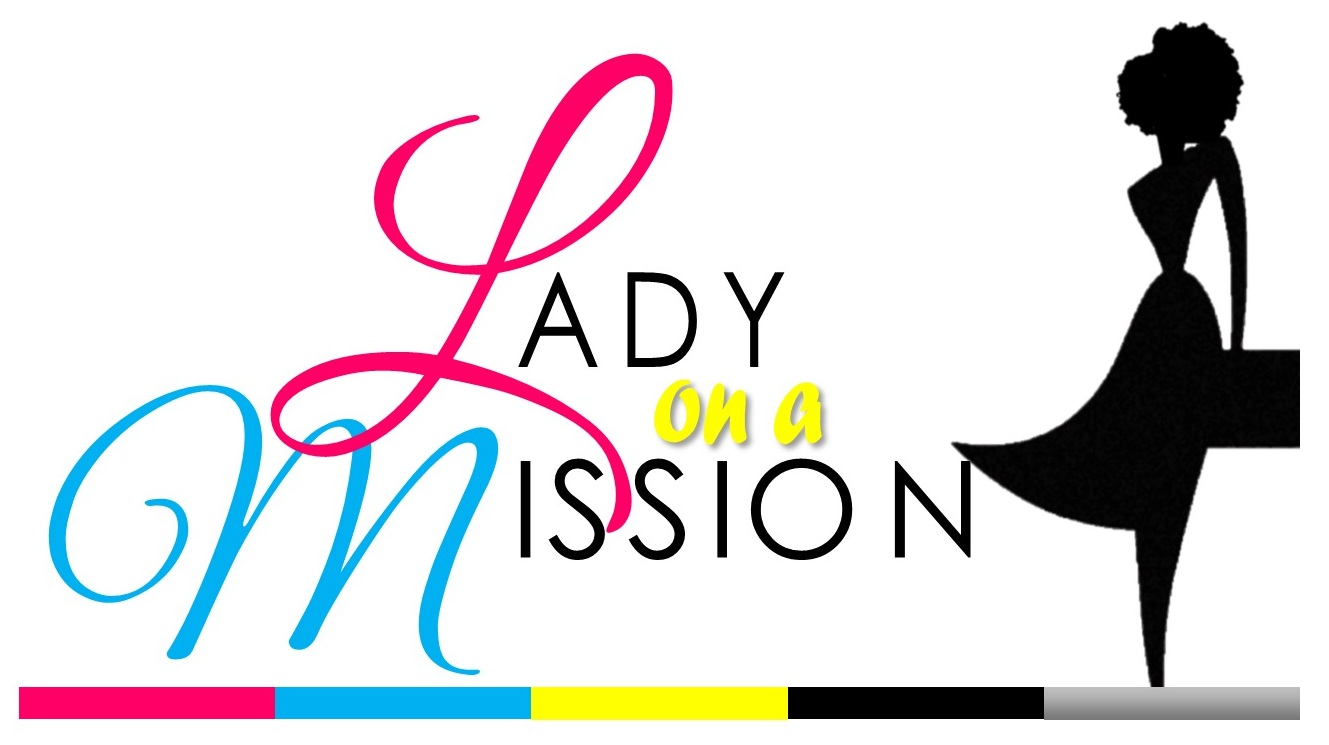 Lady On A Mission