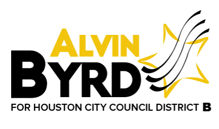 Vote Alvin Byrd for District B