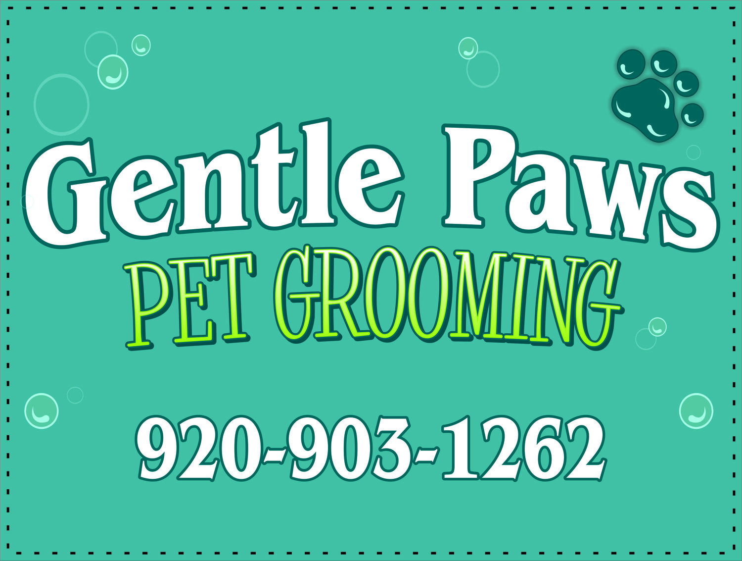 Gentle Paws Pet Grooming - Appleton WI