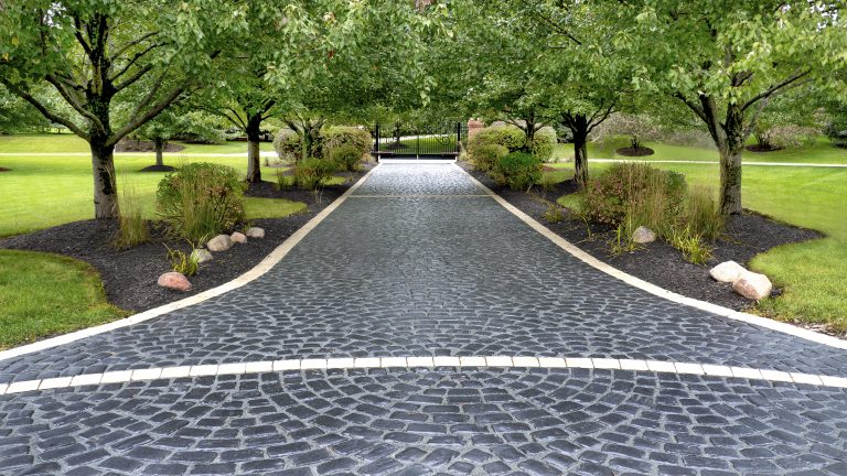 4 Popular Patio Pavers Contractors Are Using For Shelby Township Mi Driveways Zlm Services Llc