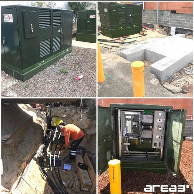 AREA3 has successfully delivered a HV project for a confidential client. The project involved complex interfacing with existing services and mitigation strategies in order to maintain a live environment during the works. The 2MVA Kiosk Transformer was successfully energised under tight timeframes. This project also involved ASP3 Design and navigating approvals by third parties in order for our client to become a HV customer.  #AREA3 #projectmanagement #PM #construction #HV #anothersuccessfulproject #completed #deliveredontime