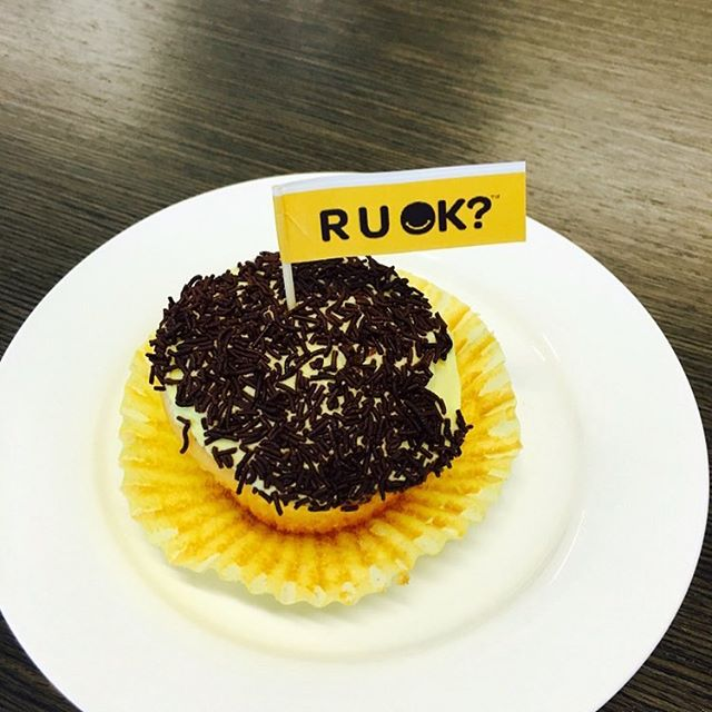 Take time out of your busy day to ask the question. #ruok #support #life