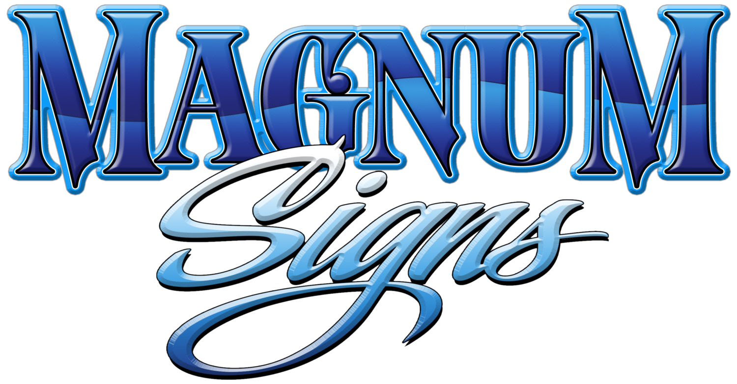 Magnum Signs ~ Vehicle Wraps & Custom Signage