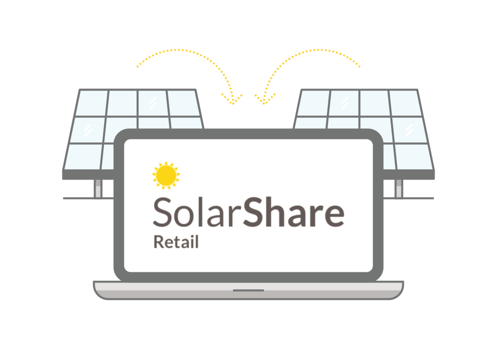 Solar sharing