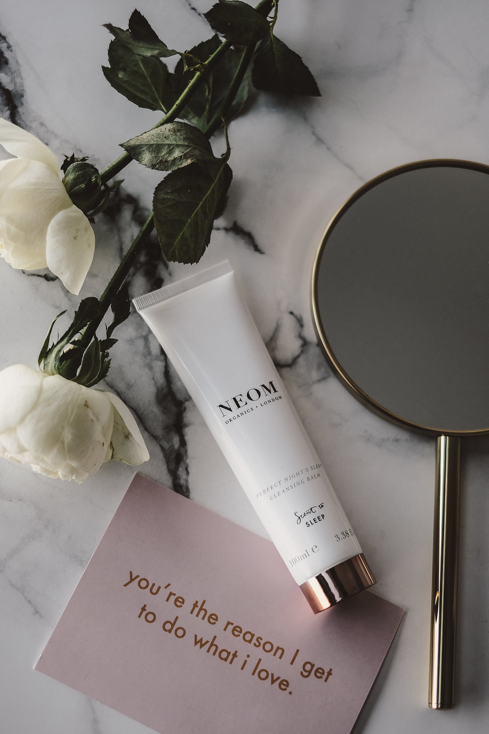 neom cleansing balm