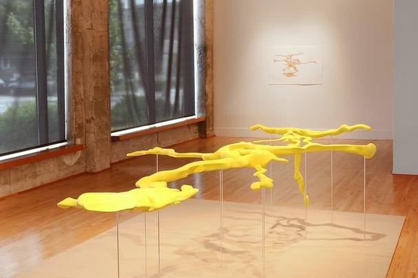 Leo Saul Berk  Hedreen Gallery, Lee Center for the Arts