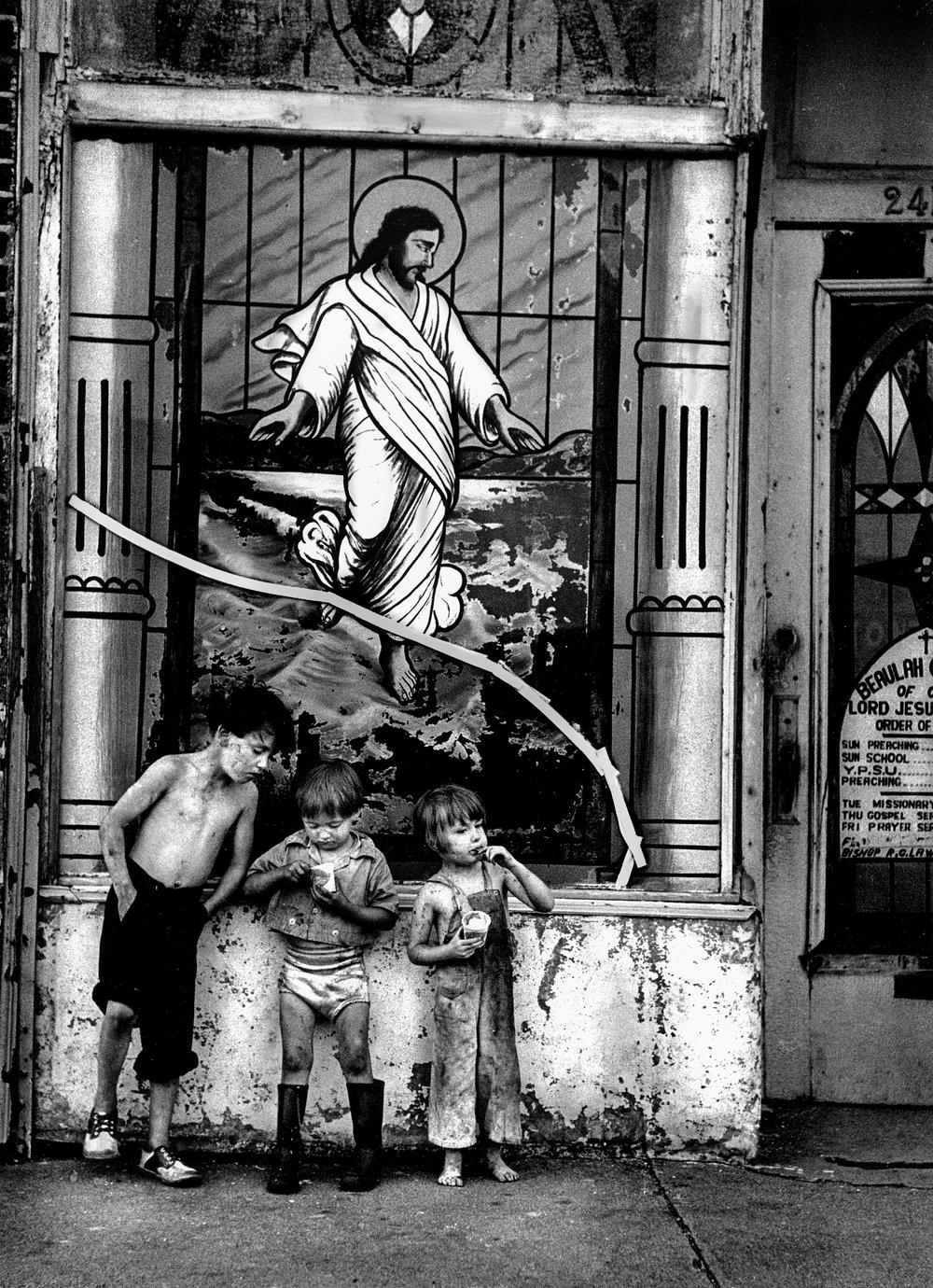 CL-050_Broken_Christ_With_Children_Coney_Island_1950.jpg
