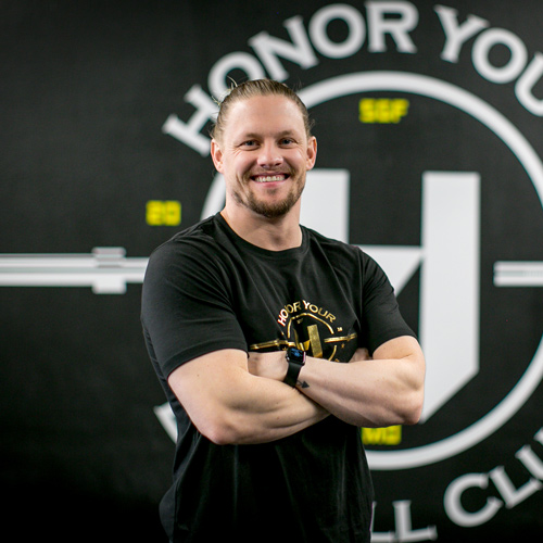 Brenton Roggow   Co-Owner // Member Development // Sports Performance