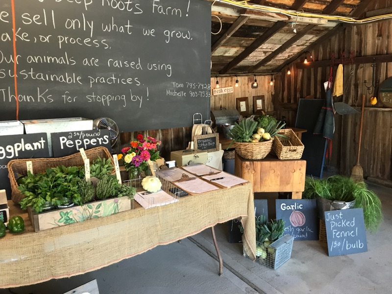DEEP ROOTS FARM + NORTH FORK - Dedicated toSustainability, Family,and Partnership.