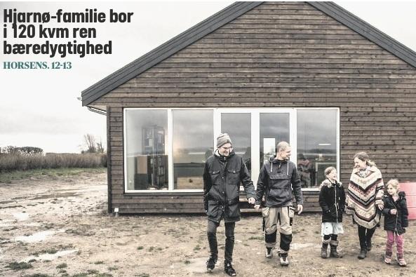 TRÆVÆRK I HORSENS FOLKEBLAD - Den 10. marts 2019 fik TræVærk en rigtig flot, god og oplysende artikel bragt i Horsens Folkeblad. Interviewet foregik sammen med Mia & Simon fra Hjarnø, som er de heldige ejere af det førte TræVærks hus, et projekt vi er rigtig stolte af.Du kan læse hele artikel her …
