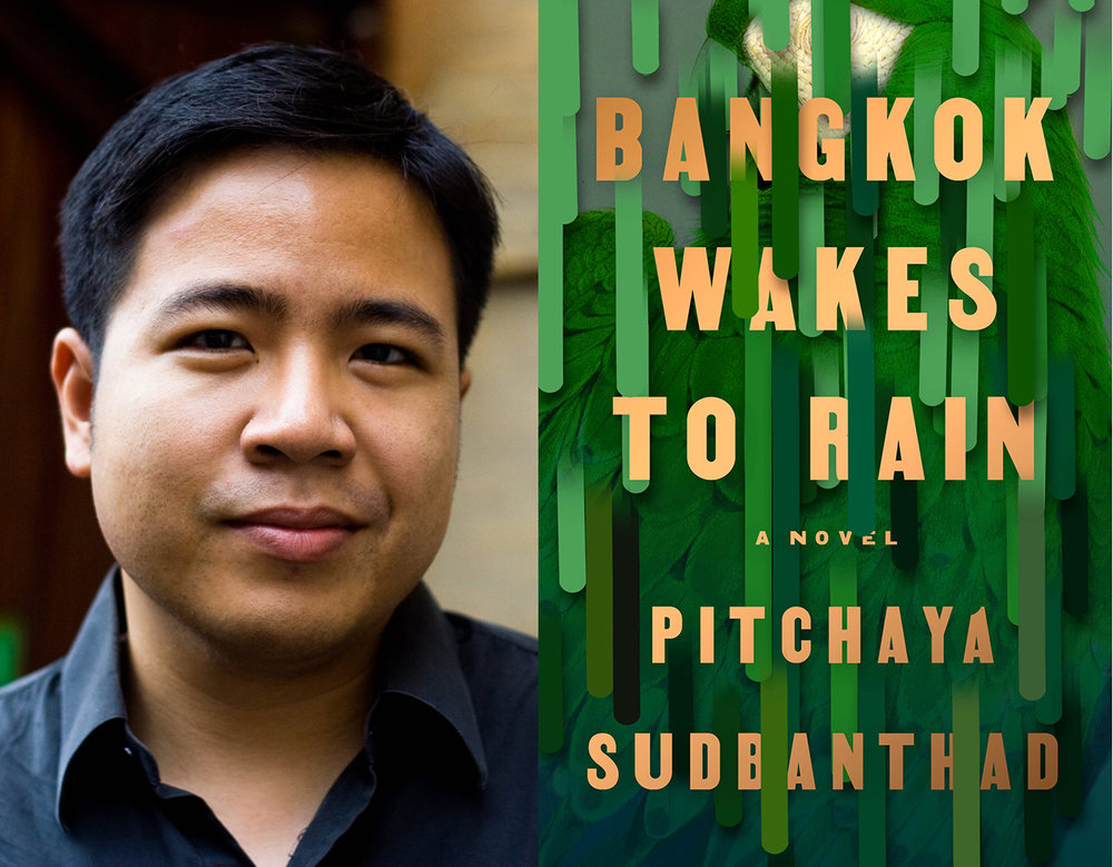 PITCHAYA SUDBANTHAD, BANGKOK WAKES TO RAIN - An elegy for what time erases and a love song to all that persists, yearning, into the unknowable future.