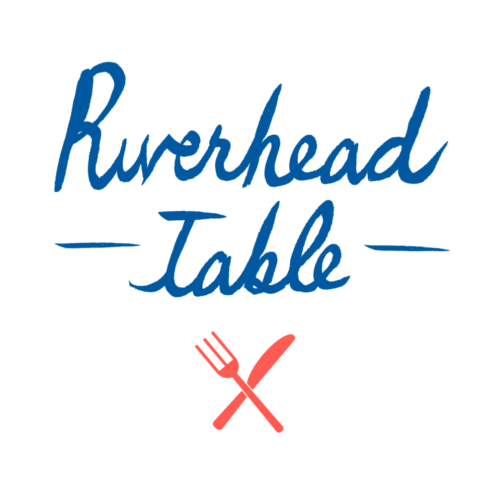 Riverhead TABLE - Riverhead Table is an author cooking series that partners with local restaurants and food organizations to bring Riverhead's award-winning authors into the kitchen, where they design, prepare and serve meals inspired by their latest books. Past Riverhead Tables have included Mohsin Hamid, Elizabeth Gilbert, Marlon James, Lesley Nneka Arimah, Emma Straub and more. Launched in 2015 from the apartment kitchen of a Riverhead staff member, the series has since been featured in The San Francisco Chronicle, Shelf Awareness, among others.