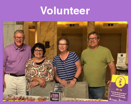Become a Sock Out Cancer Volunteer