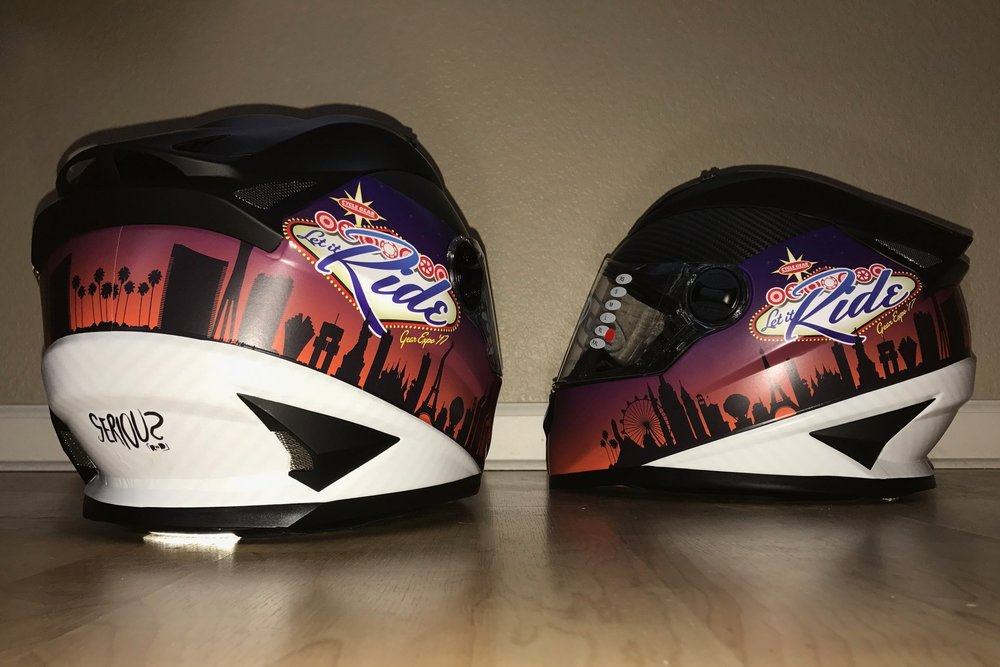 Nothing is more frustrating than trying to find your favorite helmet in a look that matches your livery. Look no more! Snag a solid color option and get something that can't be found on a shelf!