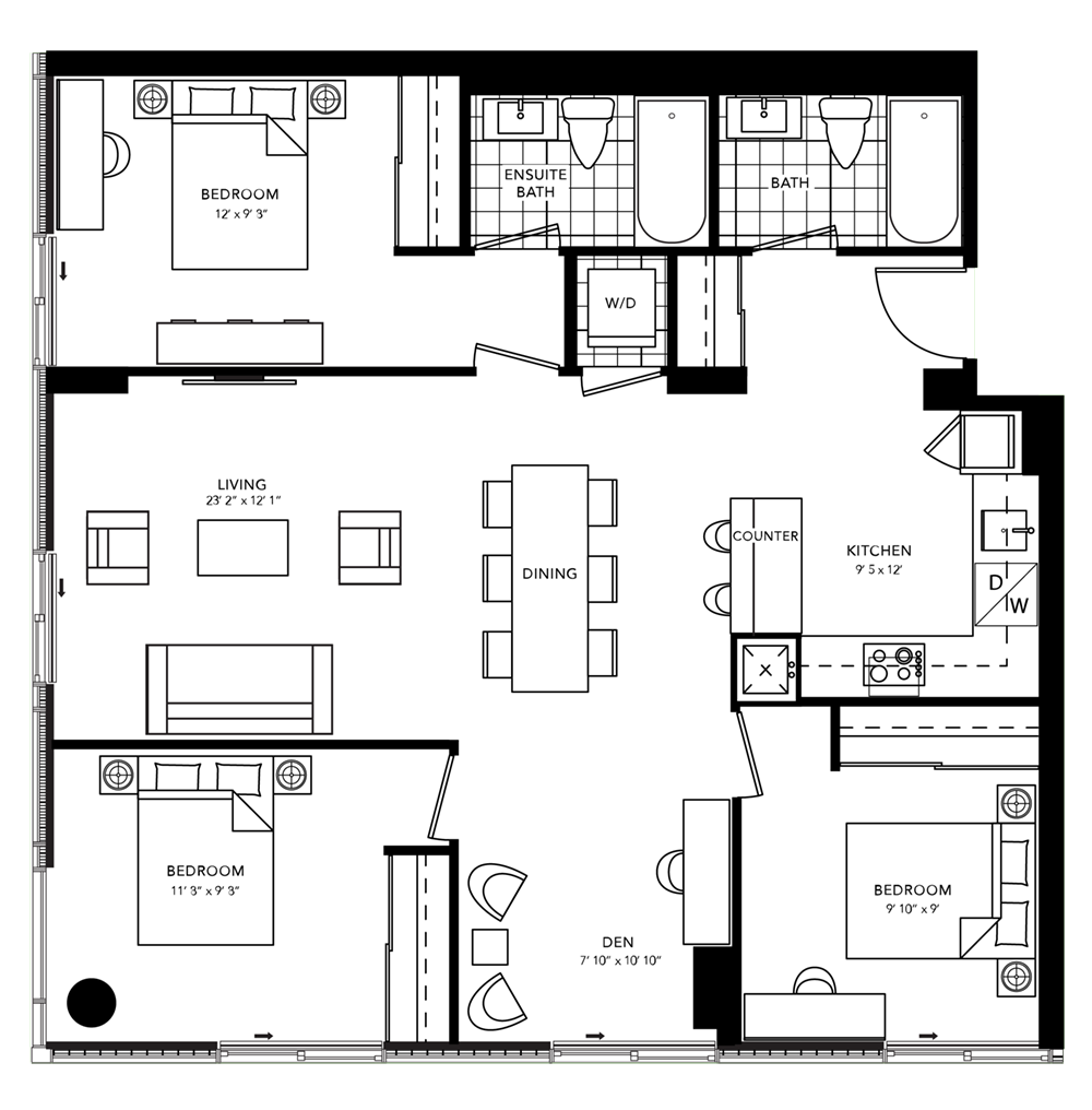 Three Bedroom Layout.png