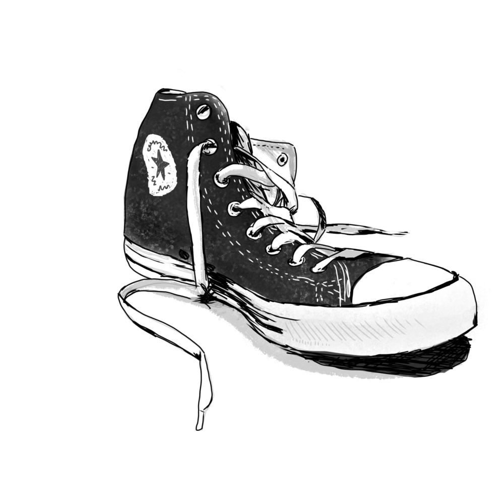 Shoe are my sunshine. -